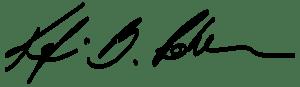 kofi signature
